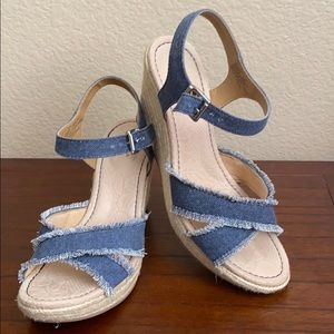 Fun summer Espadrilles